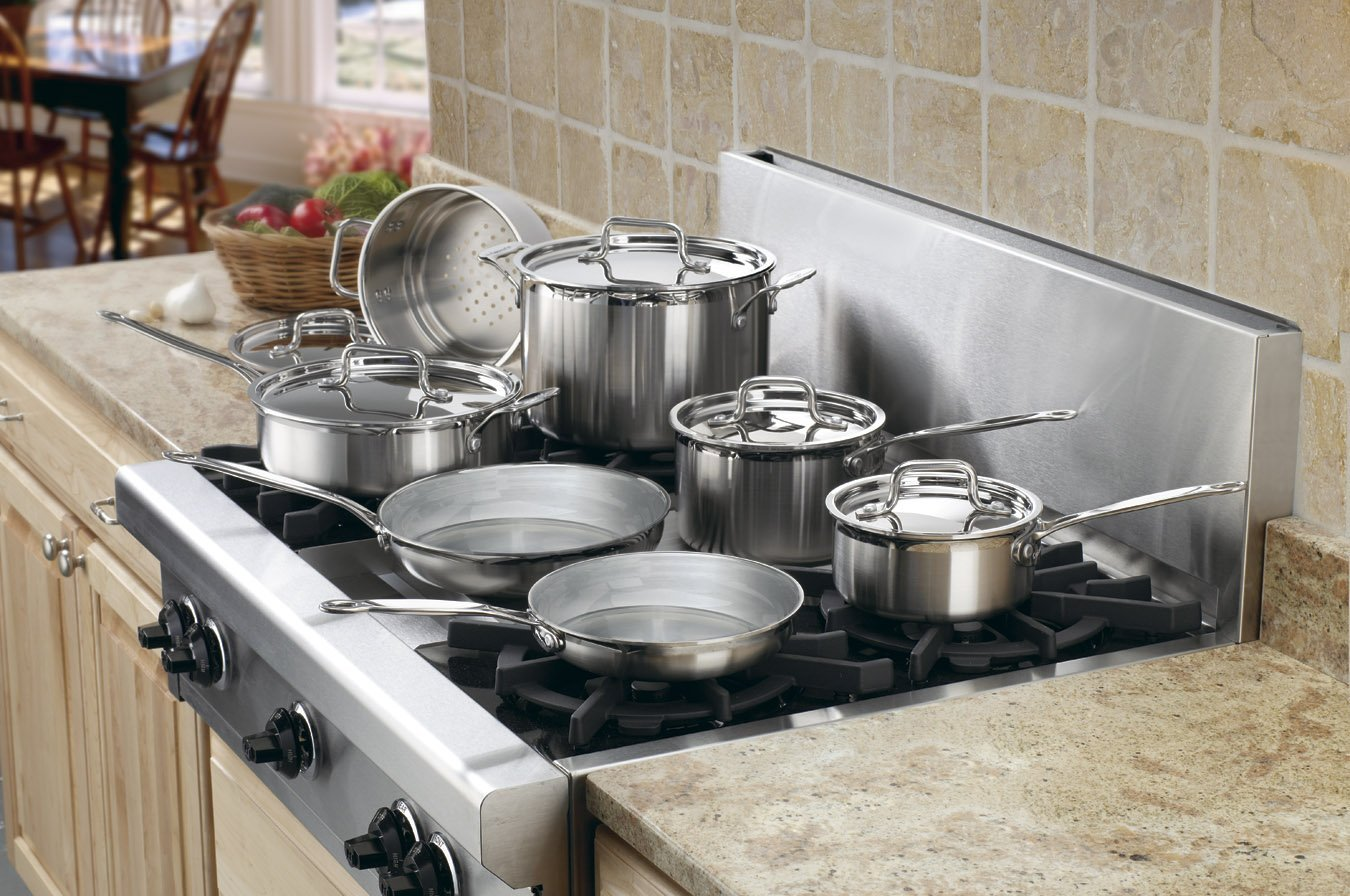 Cuisinart Stainless Steel Cookware Sets