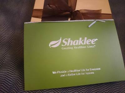 Free trip percuma Shaklee