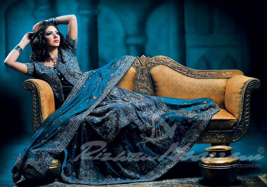 some latest Pakistan bridal Lehenga fashion 2013 for girls! Pakistani