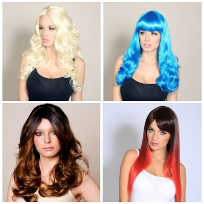 Wonderland Wigs most wanted selection