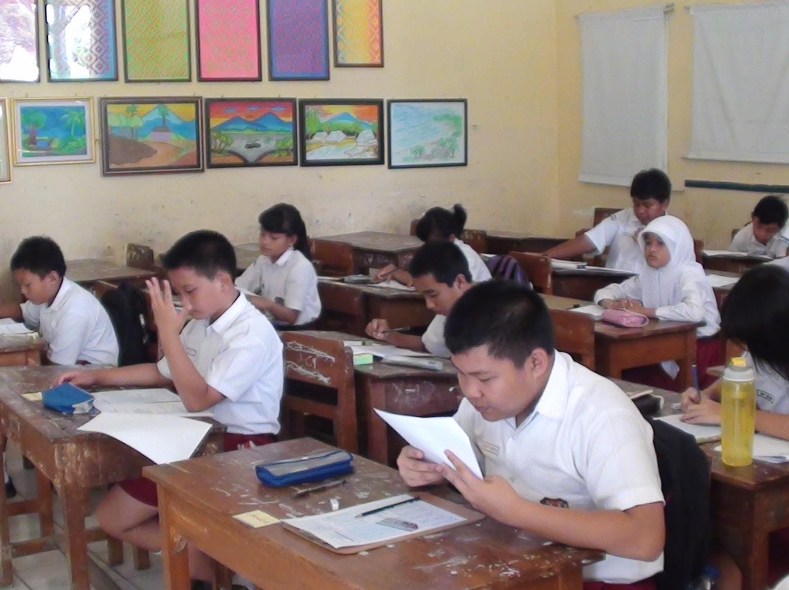 Sdn Slawi Kulon 03 Sekolah Unggulan Kab Tegal Pelaksanaan Ujian Sekolah Sd Mi Tahun 2013