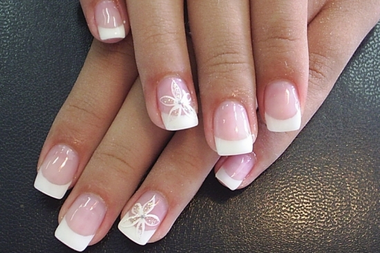 Simple Nail Designs For Short Nails Nail Art Easy