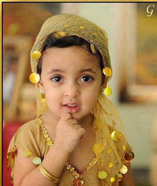 Gambar bayi cantik dan imut dari india