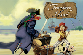 TREASURE ISLAND (NOW TILL 13 DEC)