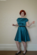 Sew Vintage Life Daughters Of Triton Dress