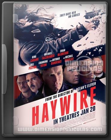 Haywire (BRRip HD Ingles Subtitulado) (2011)