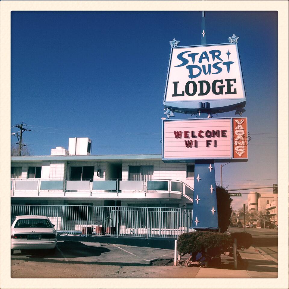 Vintage Motel 66
