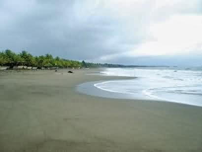 Pantai Pasir Jambak Padang