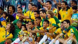 skuat brazil di piala dunia 2014