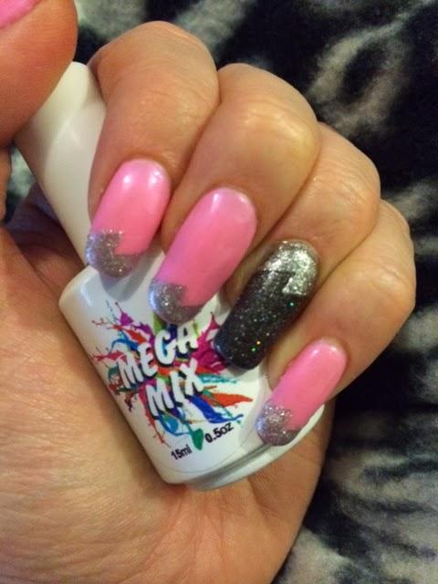 mega mix gel polish