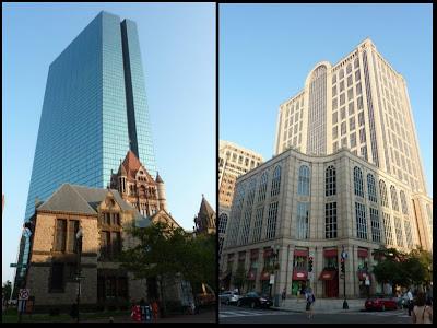 Boston cosa vedere