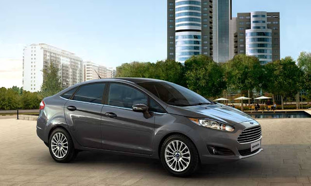 Ford Fiesta Sedan 2016