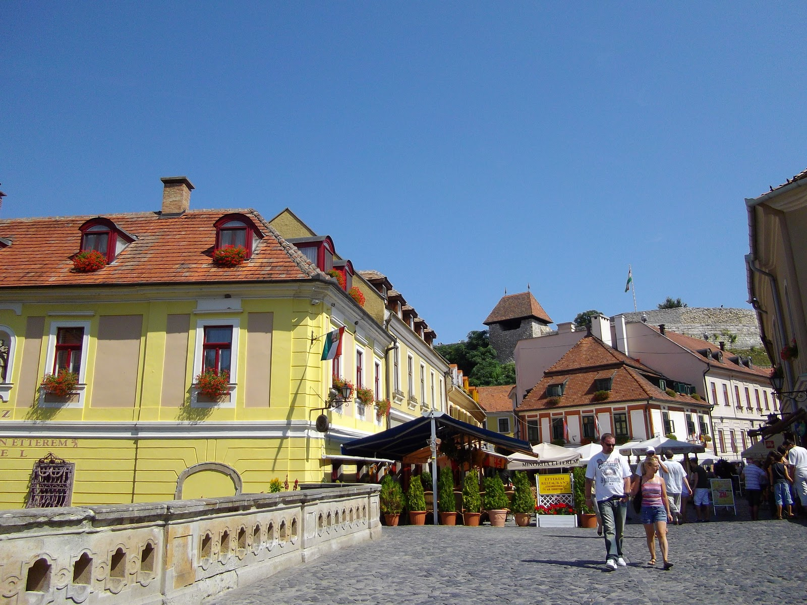 Eger Hungary  city pictures gallery : Trip to Eger, Hungary | Life in Luxembourg