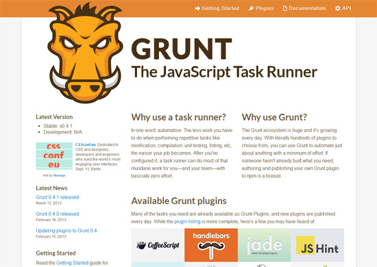 Speed Up Your Web Development Workflow with Grunt