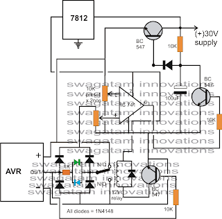 wiring diagram generator avr images mx321 voltage regulator this automatic voltage regulator avr for more detail please