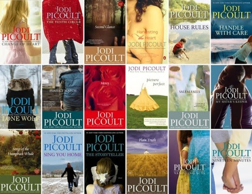 Image result for jodi picoult books