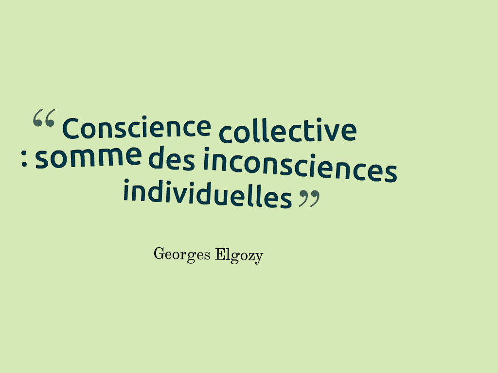citation collectif individuel