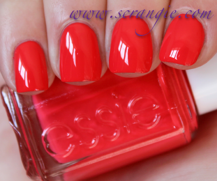 Best Bright Red Nail Polish: Nail Colors Are In For Summer 2013