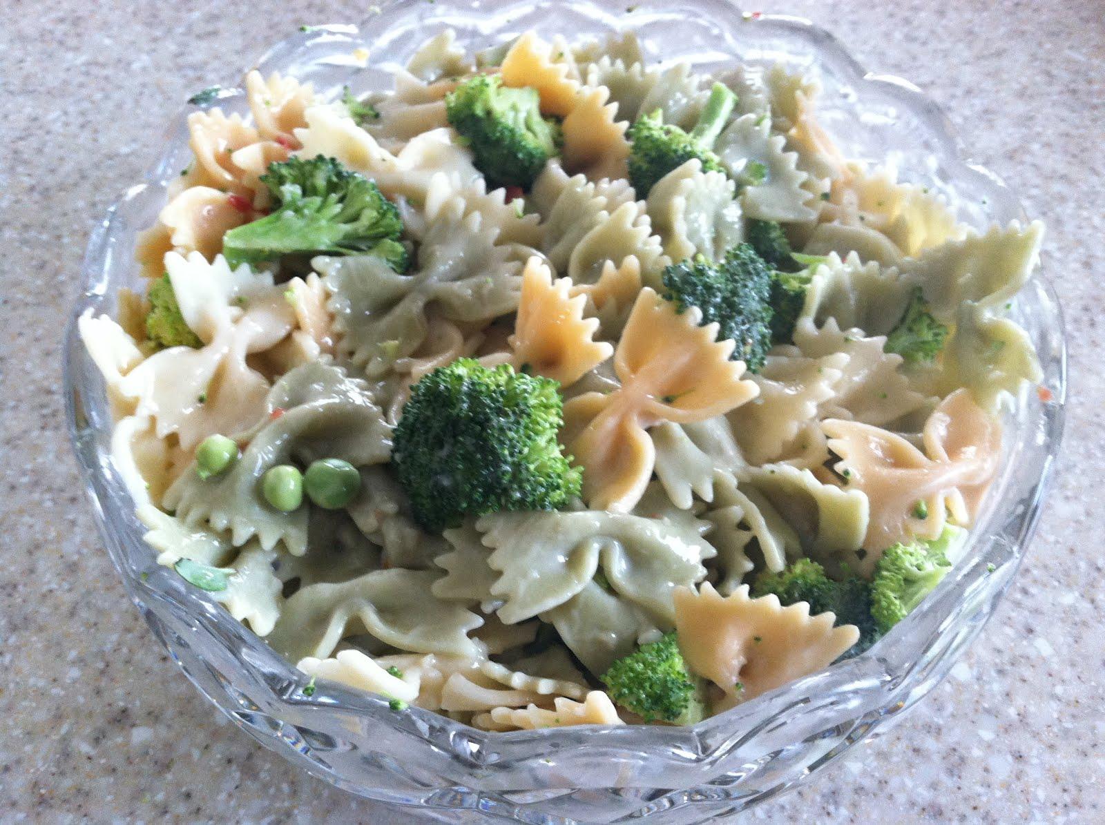 Produce Pantry: Garden Pasta Salad