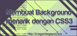 Background CSS3
