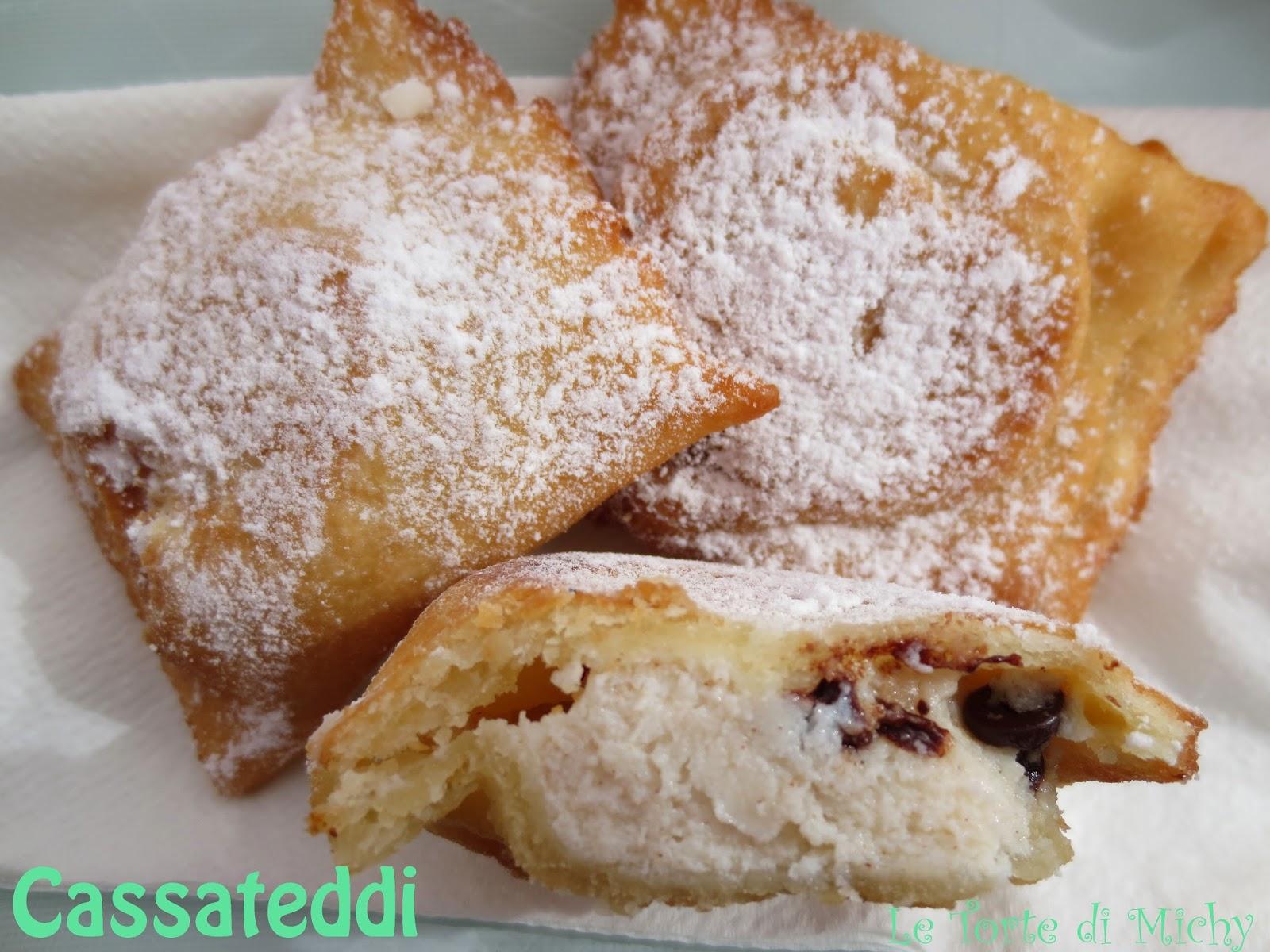 Ricetta biscotti torta ravioli dolci di ricotta for Ricette dolci siciliani