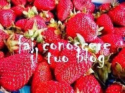 fai conoscere il tuo blog