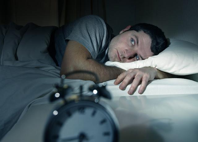 Noche sin dormir