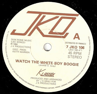 Klassix - Watch The White Boy Boogie