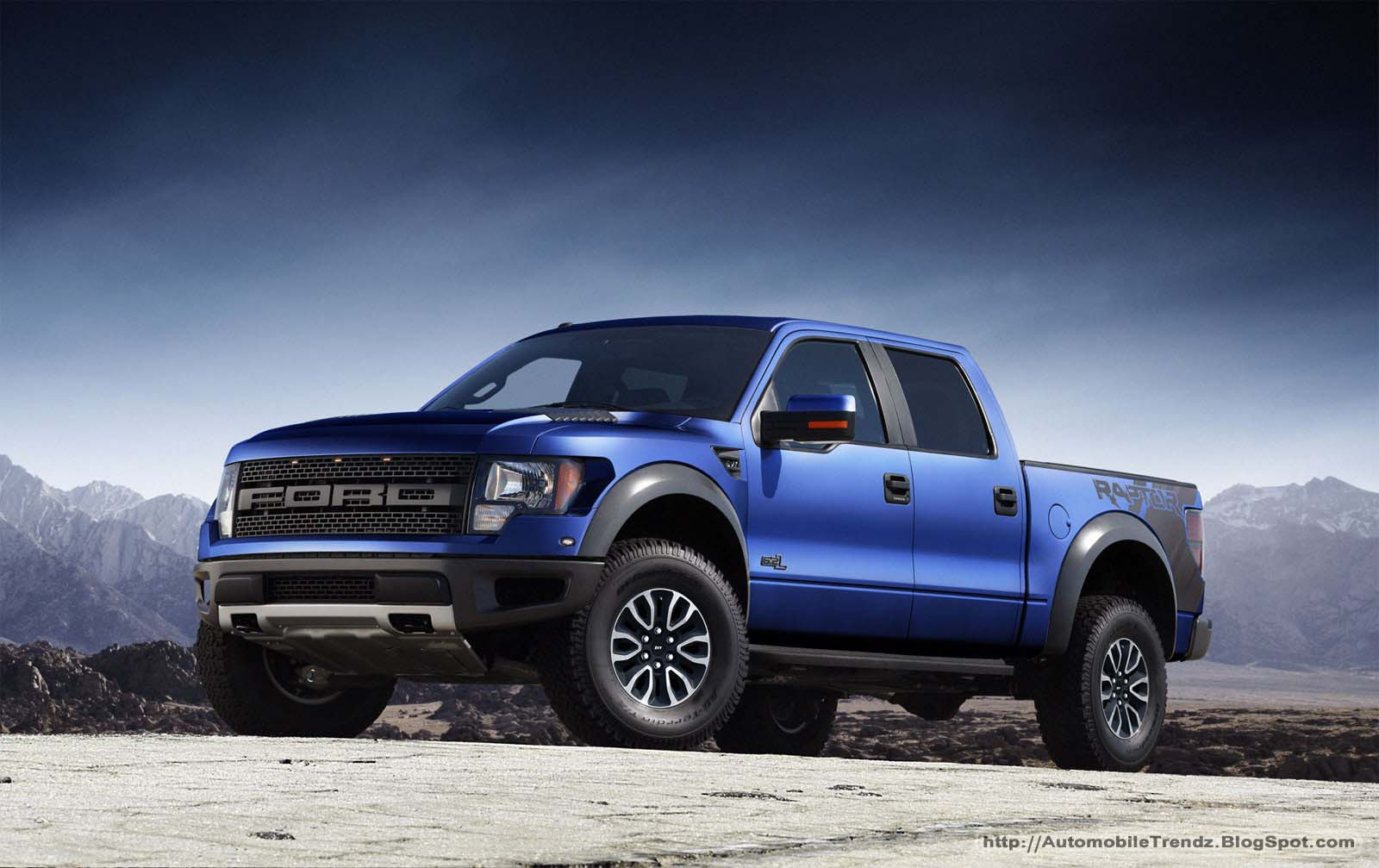 F150 Shelby Interior >> Automobile Trendz: Ford Raptor Wallpaper