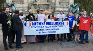VÍDEO: Manifestação de muçulmanos em França contra o terrorismo
