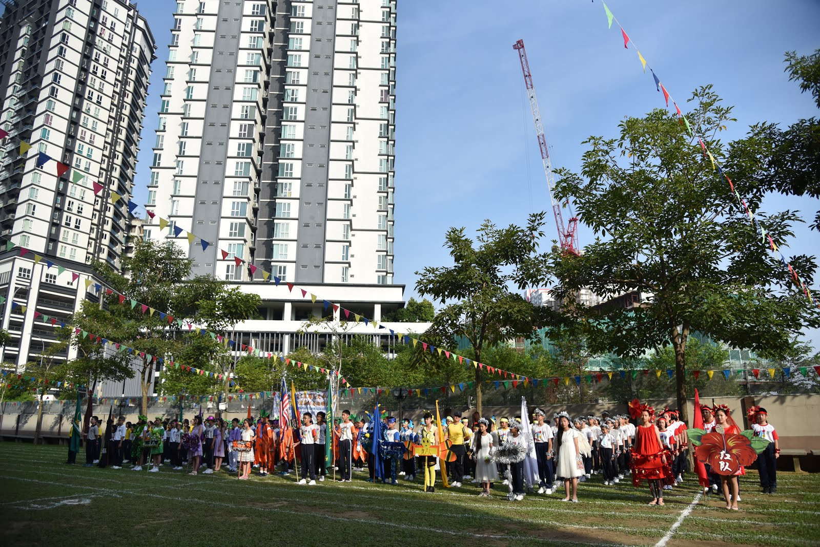 2018年民义华小运动会 Kejohanan Sukan Olahraga 12-5-2018