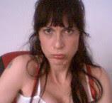 Valentina enfadada.
