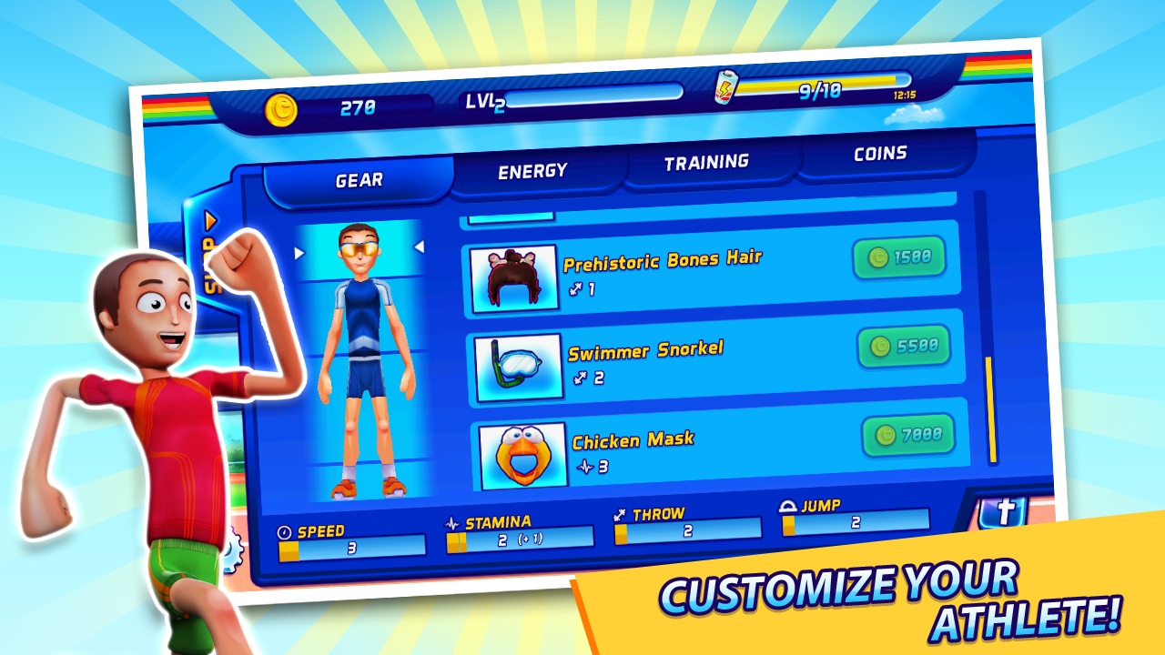 The Activision Decathlon apk game