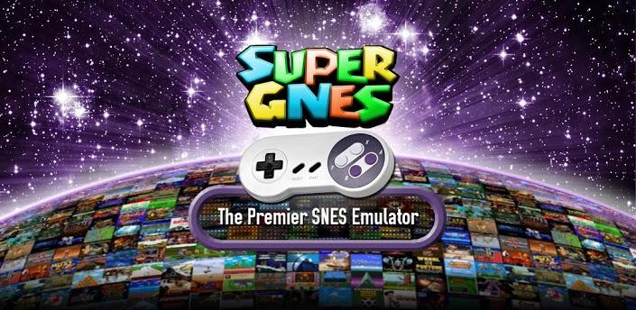 SuperRetro16 (SNES emulador) apk 1.6.5 + Pack de 72 Juegos 100% comprobados