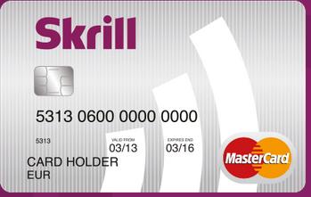 التسجيل في البنك الالكتروني سكريل Skrill