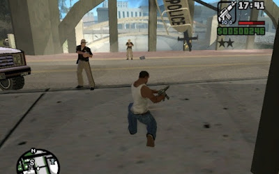 GTA San Andreas PC Games Screenshots