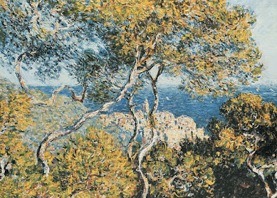 Claude Monet, Bordighera