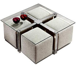 Ideashot muebles dedicados a los espacios peque os para - Mesas de centro para espacios pequenos ...