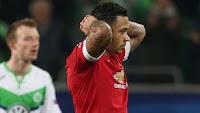 Wolfsburg vs Manchester United 3-2