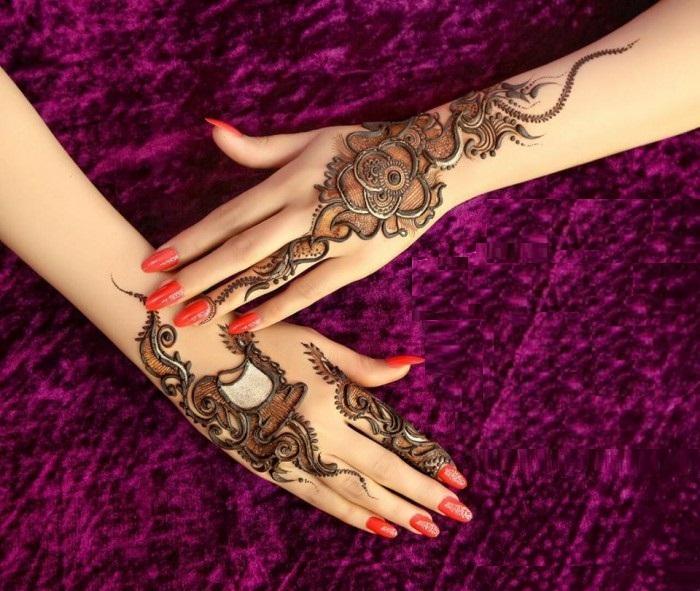 Henna Wallpaper: Bridal Mehndi Designs: Professional Mehndi Designs