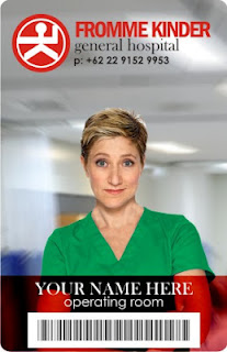 cetak id card karyawan rumah sakit
