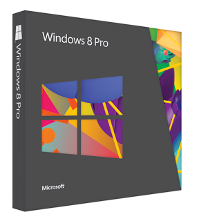 Download Windows 8 Professional (x86/x64bit)