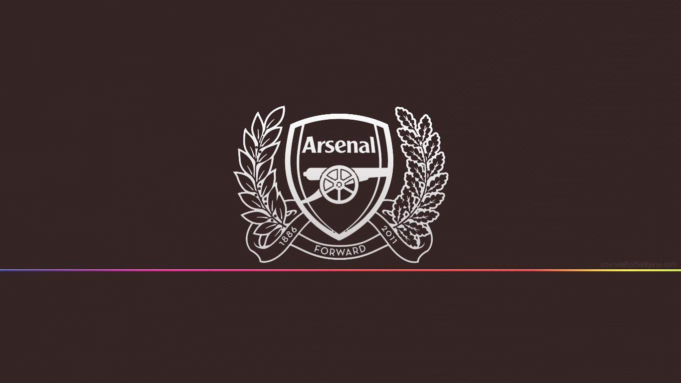 Arsenal Logo On Premier League