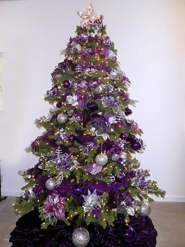 Arbol de navidad como decorarlo parte 1 for Arbol navidad turquesa