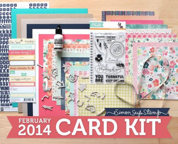 February Card Kit