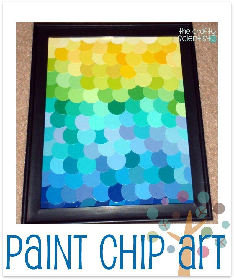 Against the grain paint chip notebooks for Paint color chips