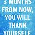 Monday Motivation | You should do a 90 day success challenge.