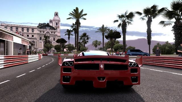 Test Drive Ferrari Lista de Circuitos