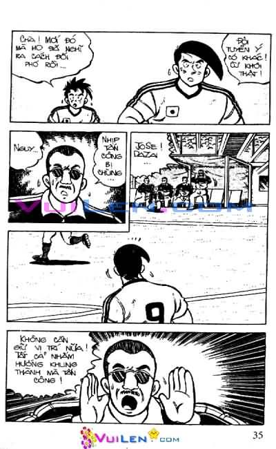 Jindodinho - Đường Dẫn Đến Khung Thành III Tập 36 page 35 Congtruyen24h