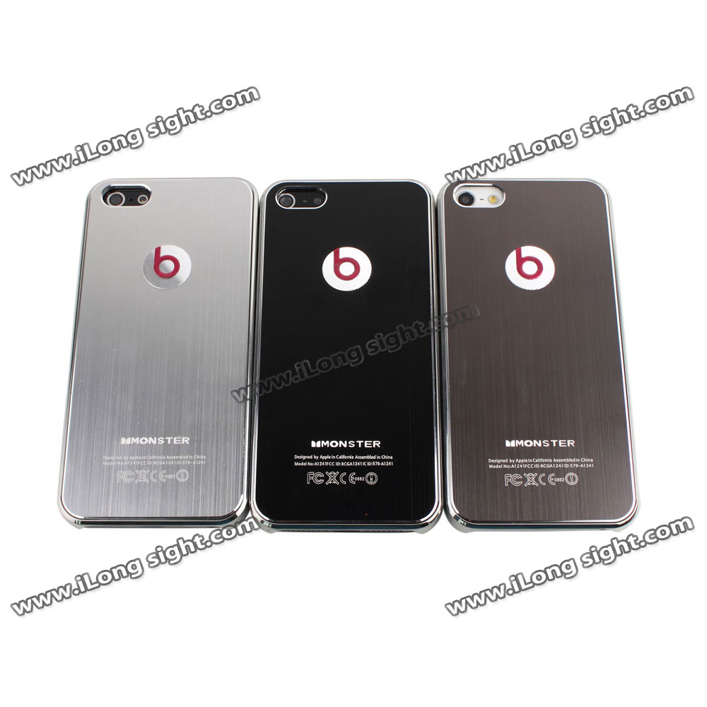 Monster Beats IPhone Case